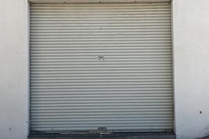 建築物解体作業から発生する鉄スクラップなど